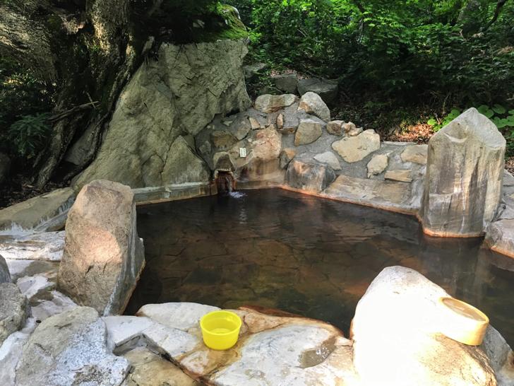 雨飾荘温泉