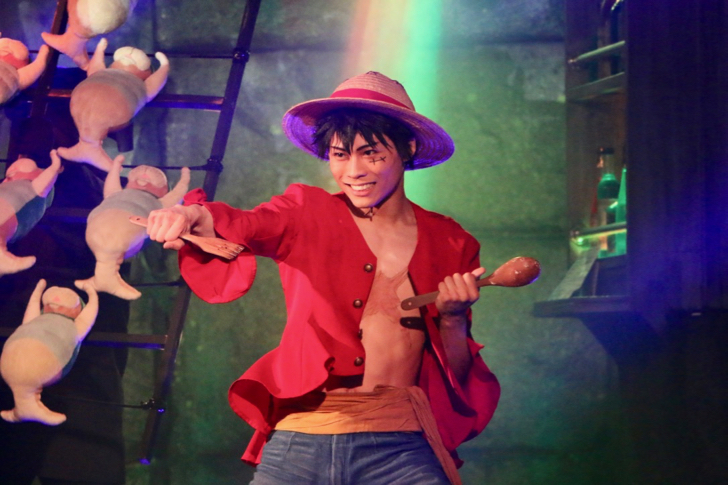 ONE PIECE LIVE ATTRACTION〝3〟『PHANTOM』