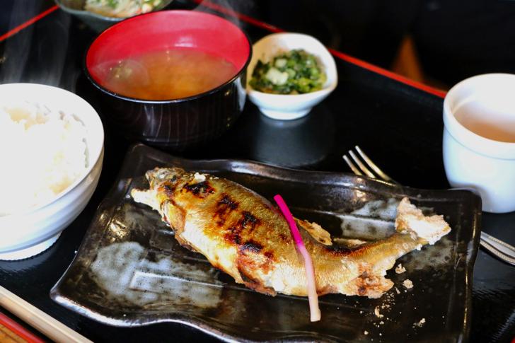 【三重県大台町】「月壺」で日本一の清流・宮川産の子持ち鮎定食を食す! #大台町PR