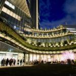 【東京ミッドタウン日比谷6F】パークビューガーデンからの夜景が圧倒的!ビジネス連携拠点「BASE Q」ではコワーキングスペースも