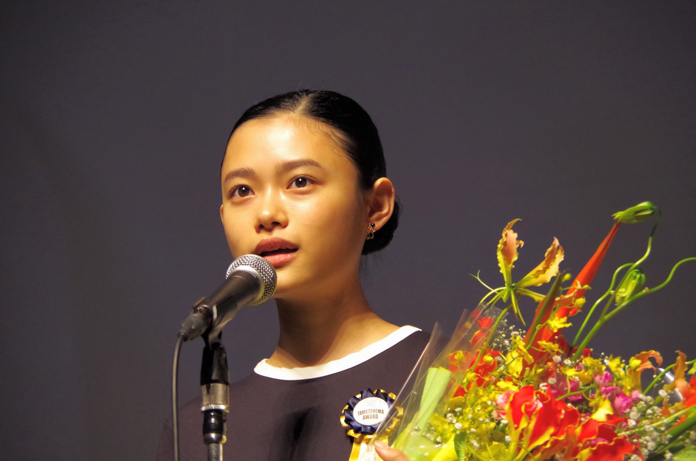Best Newcomer Actor Award / Actress Award Winner Interview [7 TAMA Film Award Ceremony 10]