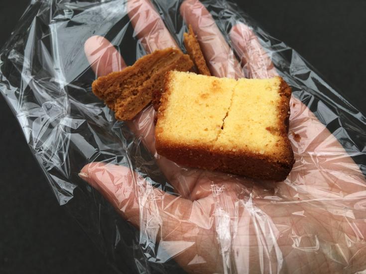 プラチノ上町本店さんでクッキーとパウンドケーキ
