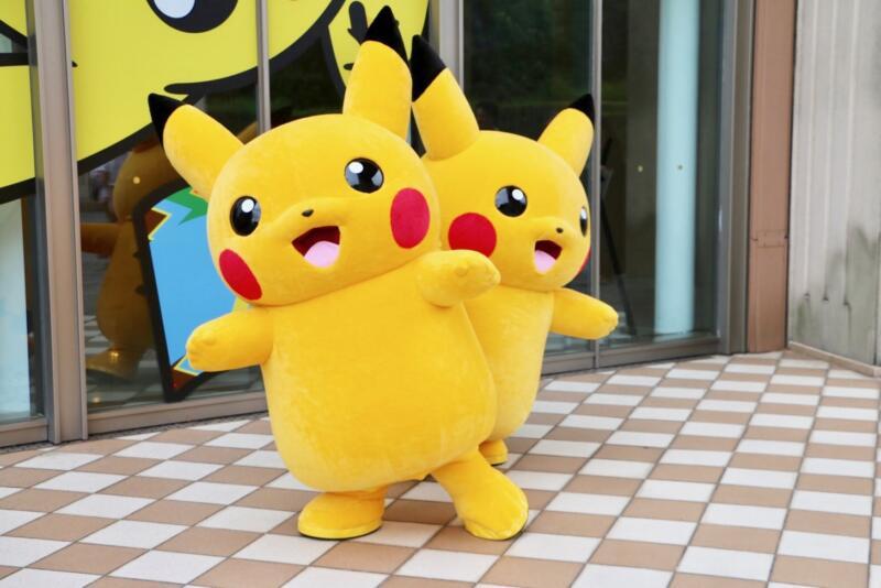 【ポケモンGOパーク】バリヤード、アンノーンなどレアポケモン多数出現!全国のポケGOファンが集まってエラいことになってた!