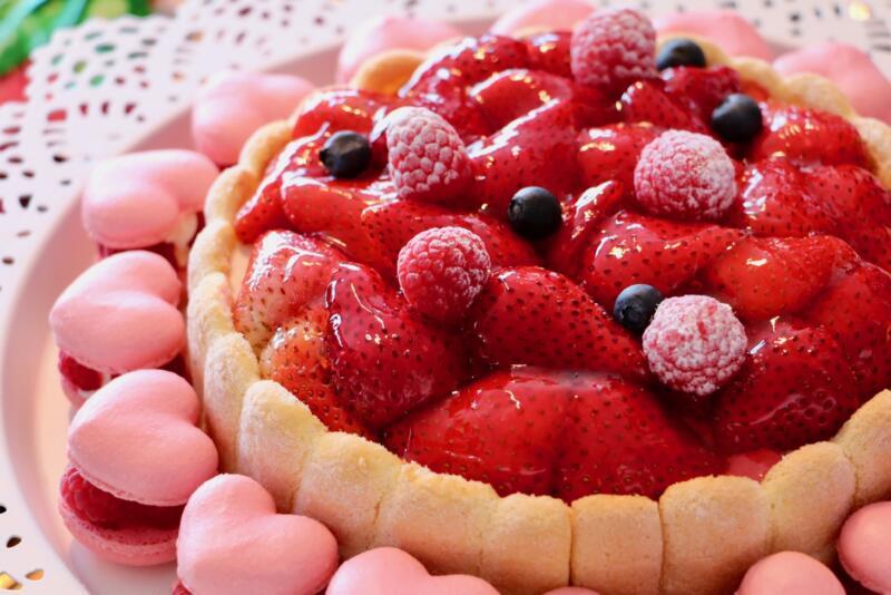 ヒルトン東京お台場でオトナかわいいイチゴスイーツブッフェが予約開始!「いちごに恋するマスカレード」試食会レポ #ヒルトンスイーツ