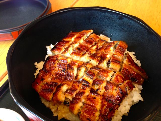 【京都・先斗町】「いづもや」で「ひつまぶし」を食す