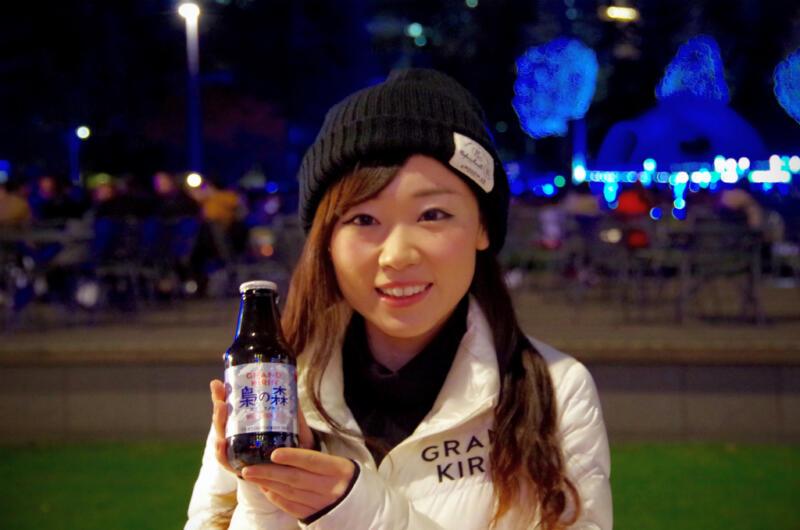 東京ミッドタウンでグランドキリンを飲みながらひと足早いクリスマス気分を味わってきた【AD】