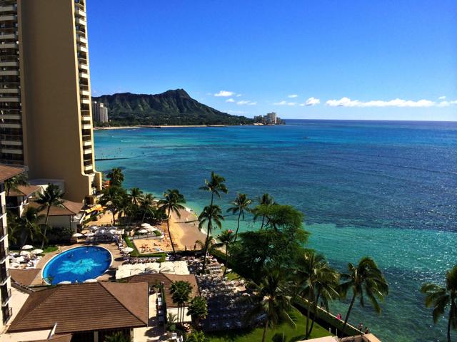 【ハワイ旅行記「ハレクラニ」レビュー】ワイキキ最高のホスピタリティ!ダイヤモンドヘッドが見えるオーシャンビューの絶景を堪能してきた