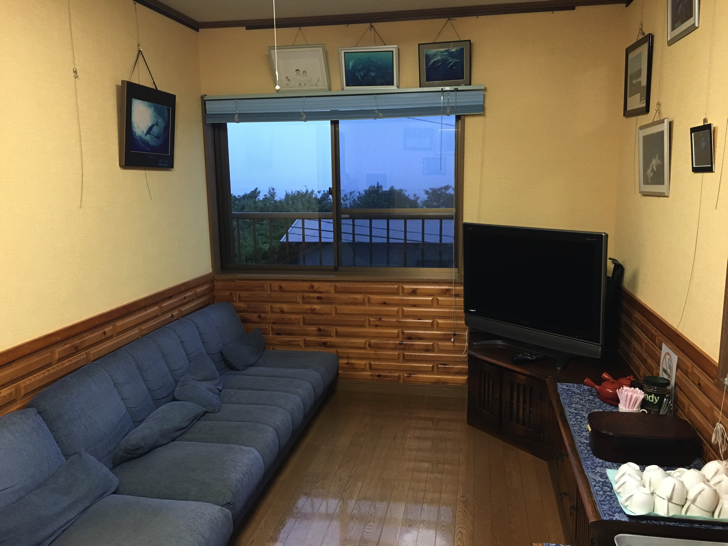 宿まるい休憩室