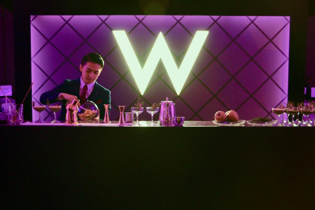 ド『W HOTEL上海』から来た、腕利きのミクソロジスト