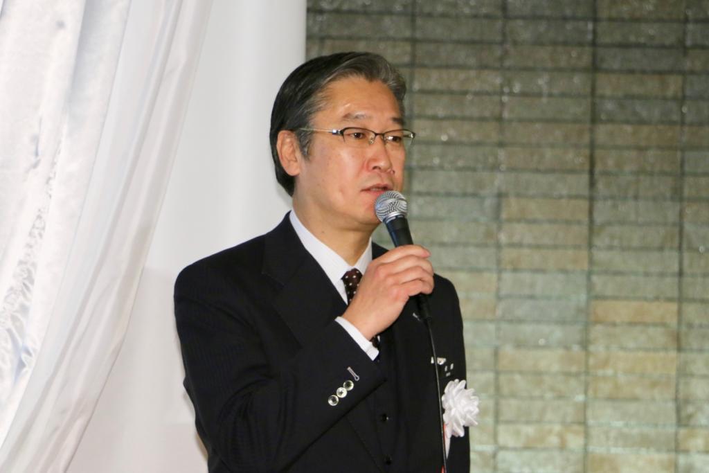 浅草ビューホテル総支配人の佐藤和彦さん