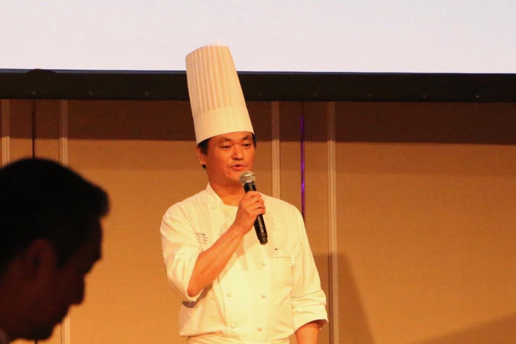 ウェスティンホテル東京 鈴木一夫さん