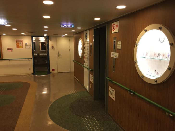 竹芝桟橋から伊豆諸島へ東海汽船「椿丸」