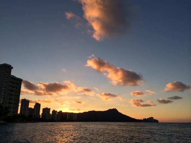 初めてハワイへ行ってきました(週刊 東京散歩ぽ1/15)