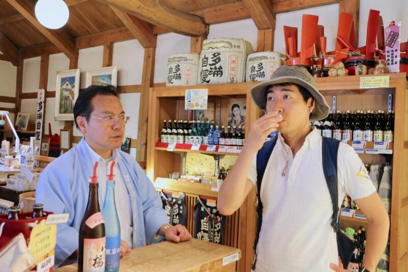 【福生】「石川酒造」で明治期の酒蔵を見学!お酒の試飲が楽しめる酒飲みテーマパークに行ってきた【PR】 #多摩の魅力発信プロジェクト #たま発 #tamahatsu #福生 #石川酒造