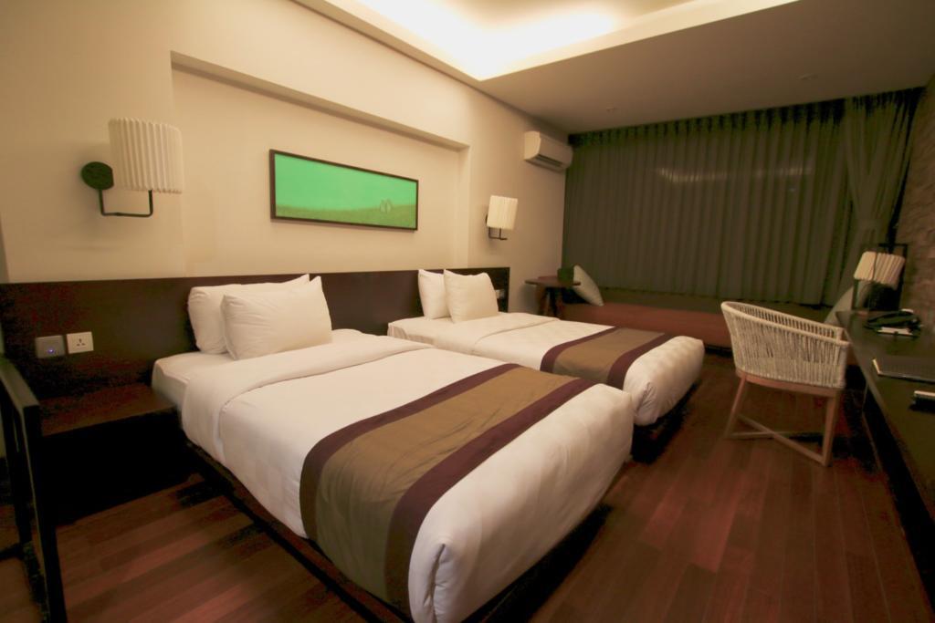 ウォーターマーク ホテル&スパ バリ ジンバラン スーペリアルーム