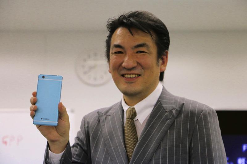 【FREETEL新製品ブロガー発表会】進化を続ける #フリーテル と増田社長のトーク