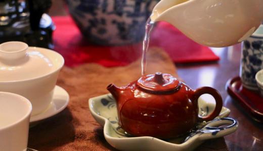 横浜中華街「悟空茶荘」でおすすめの本格中国茶の世界を楽しんできた