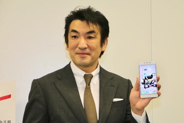 フリーテル増田社長