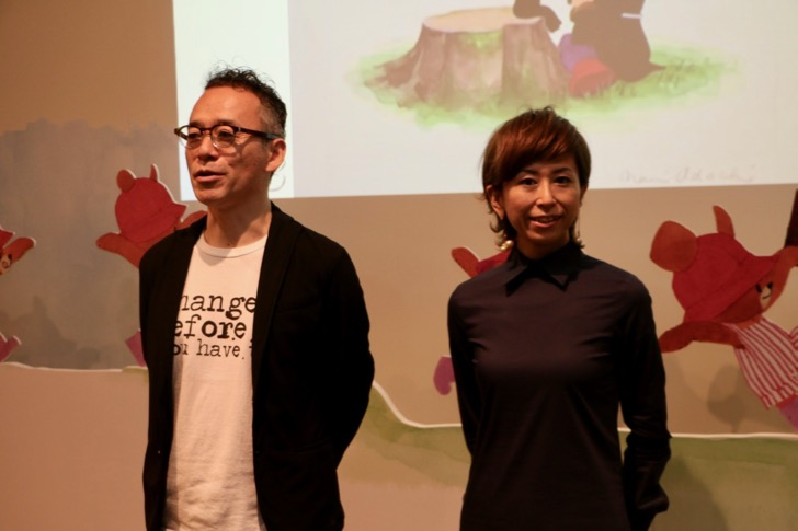松屋銀座で「誕生15周年記念 くまのがっこう展」が開催