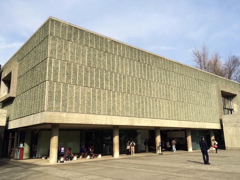 【ル・コルビュジェの建築作品】上野の国立西洋美術館が世界遺産登録へ