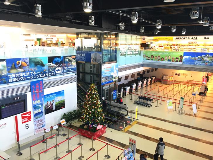 【駐車料が無料な茨城空港】は東京駅からワンコインで行ける手軽さとコンパクトさが便利!