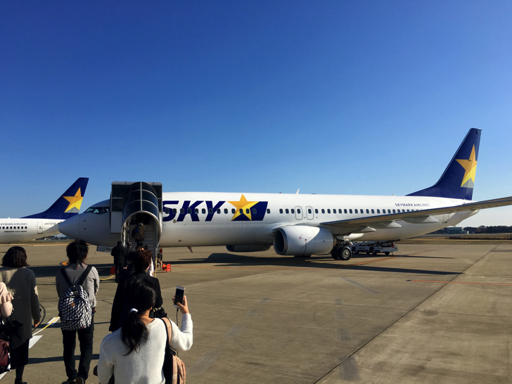 [1 day 3 round trip] Skymark Airlines' Ibaraki-Kobe line will increase flights from 2016 month 12 day (Thursday) 22 year!