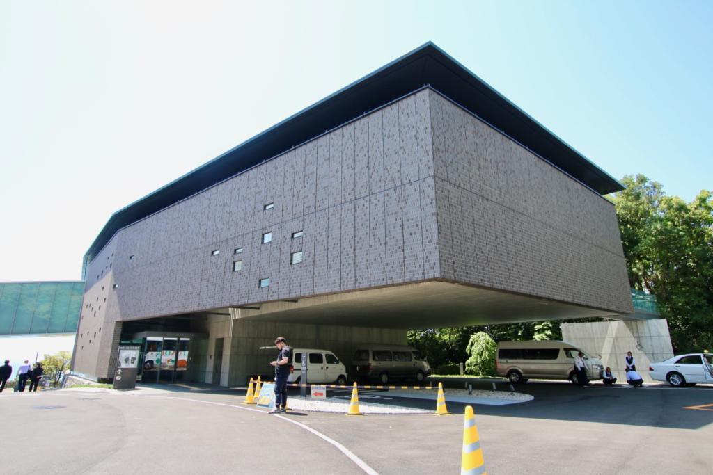 高知県立坂本龍馬記念館本館