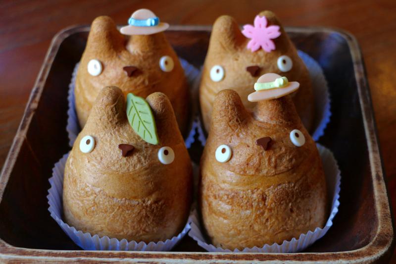 【世田谷代田】トトロのシュークリームがかわいい!ジブリの世界観をもつ白髭のシュークリーム工房とカフェに行ってきた!