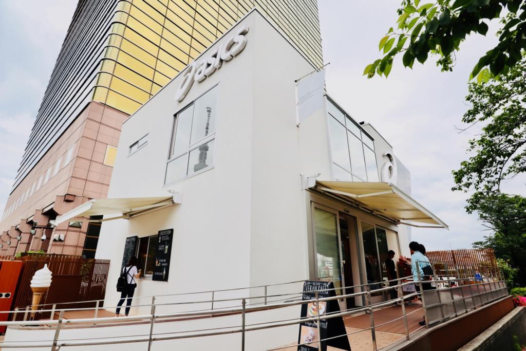 アシックスコネクション東京