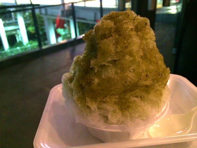 Is the trend of this year's tea maker's shaved ice? I went to Tokyo shaved ice collection 2014