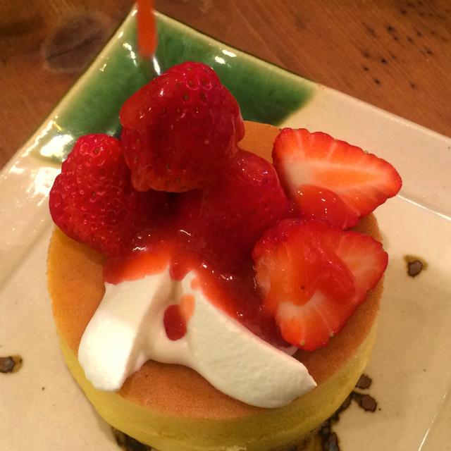 紅ほっぺ苺ケーキ ~静岡紅ほっぺを最高級クリームで~