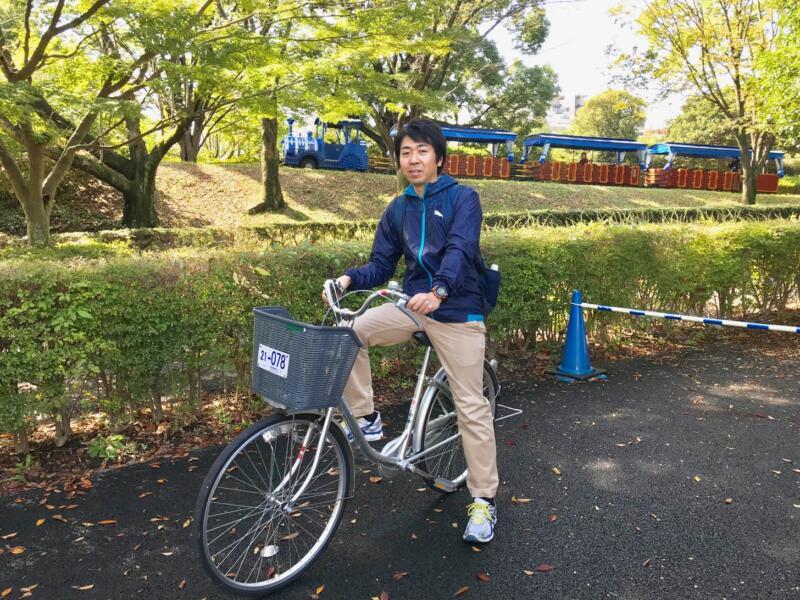 国営昭和記念公園でレンタサイクル!木漏れ日の中のサイクリングが気持ちいい【PR】 #多摩の魅力発信プロジェクト #たま発 #tamahatsu #立川