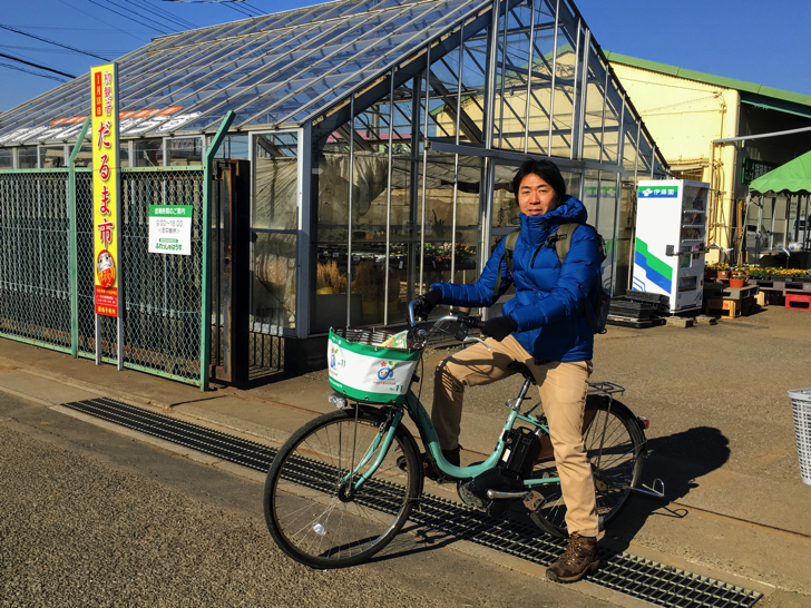 If you take a walk in Mizuho-cho, Tokyo, let's get in electric bicycles! 【PR】