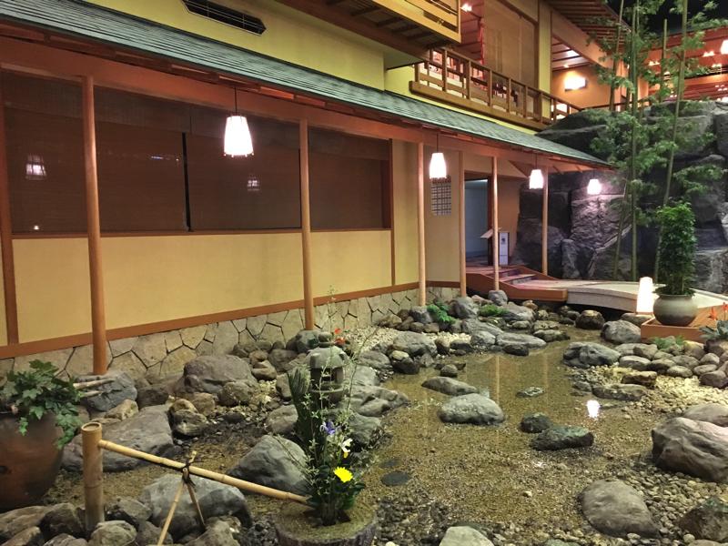 賢島宝生苑の日帰り温泉