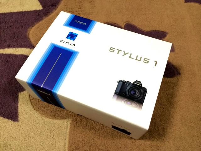 STYLUS1 開封の儀