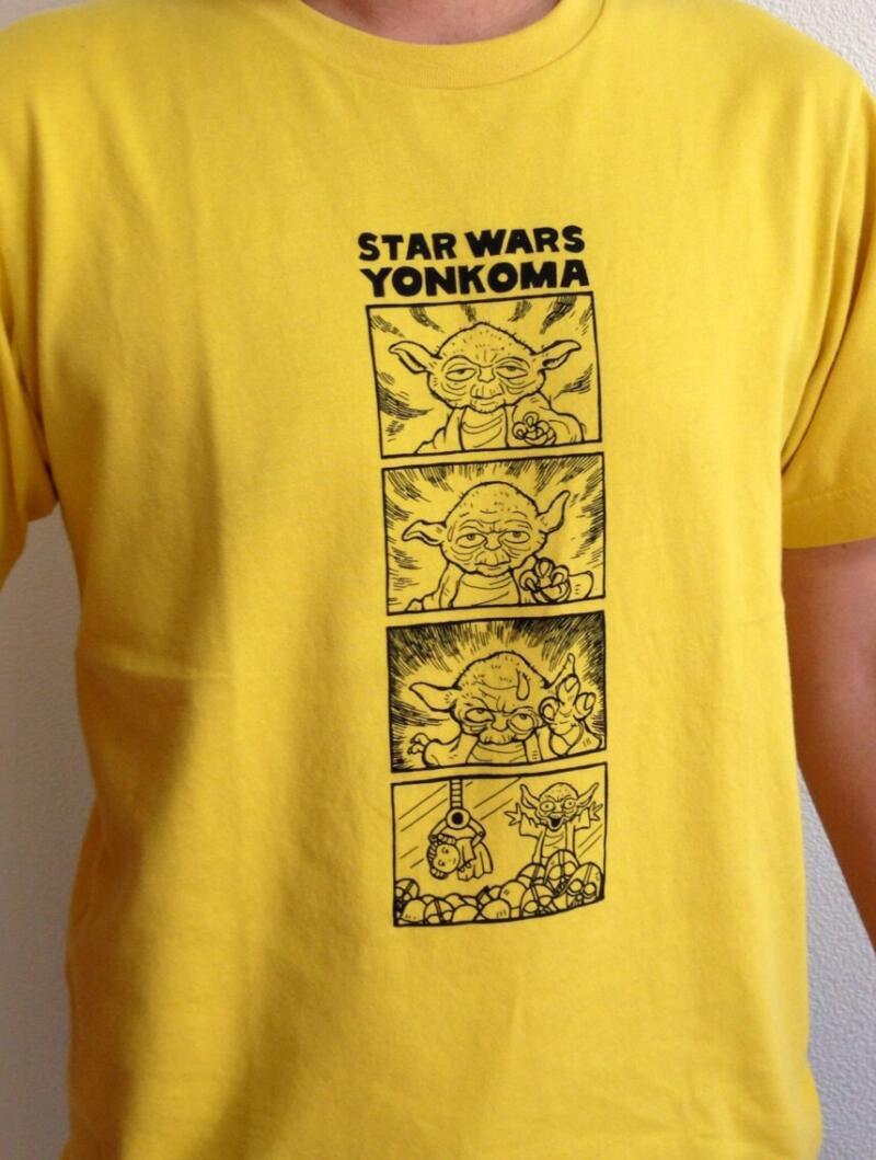 夏が待ち遠しい!【UNIQLO】UTGP2015 STARWARS のTシャツ 買いました