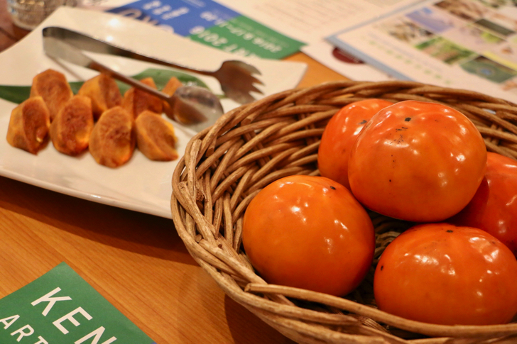 【銀座・茨城マルシェ】で今が旬のフルーツ&県北グルメを堪能してきた