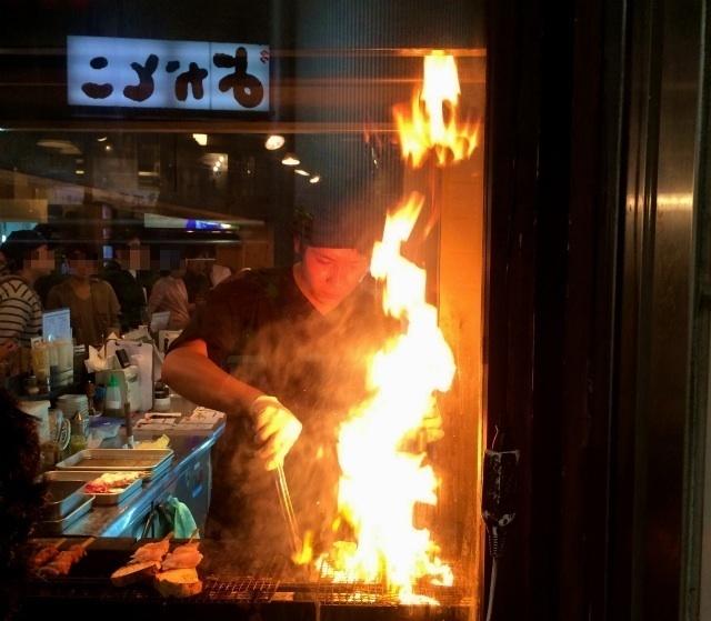 【渋谷駅前】「はが屋」と「天天米線」は終電間際までゆっくり出来る居酒屋