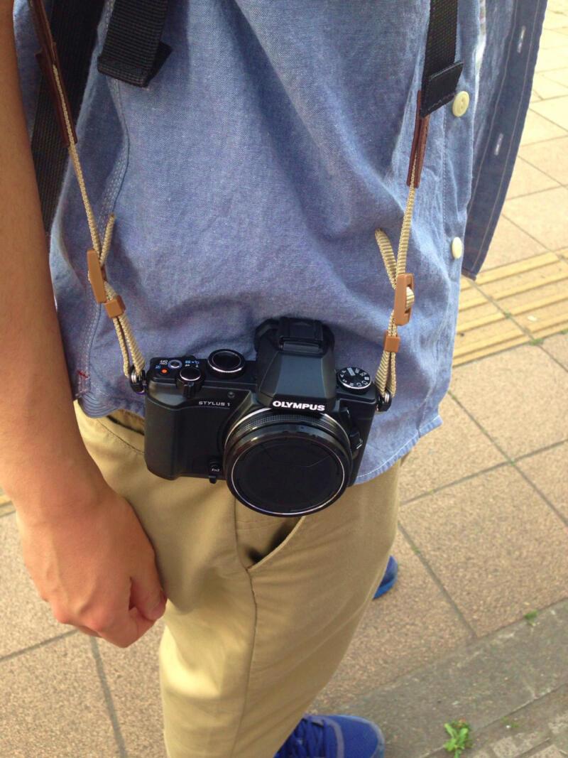 OLYMPUS「STYLUS 1」は最高のお散歩カメラでした