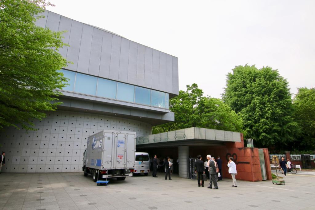 上野・東京藝術大学大学美術館