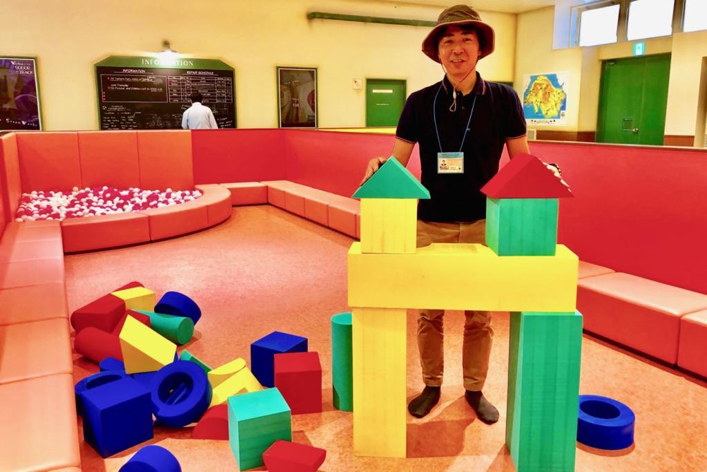 ケビンのおおきなブロック(対象年齢3歳以上)