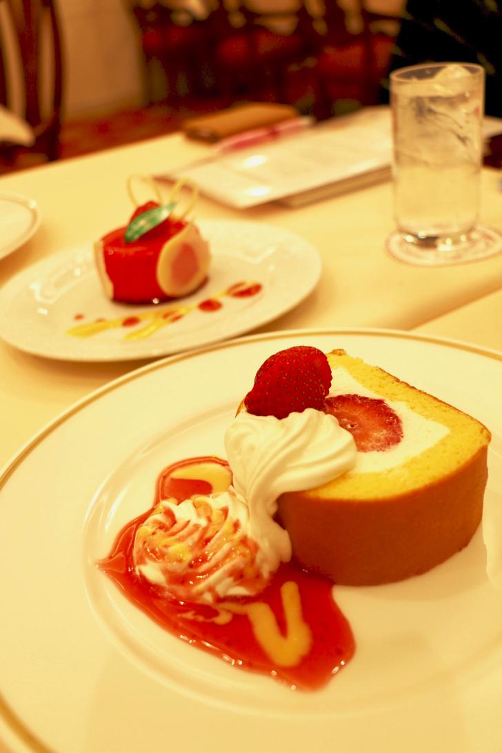 コロンバン原宿本店サロンで「苺フェア」フォトジェニックなあまおうロールケーキを堪能してきた!