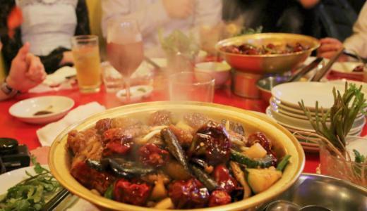 【恵比寿】「中村 玄」で麻辣香鍋を食す!薬膳サングリアが止まらない!