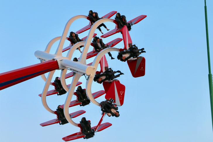 【極楽パイロット】さがみ湖プレジャーフォレスト新アトラクションを体験してみた!