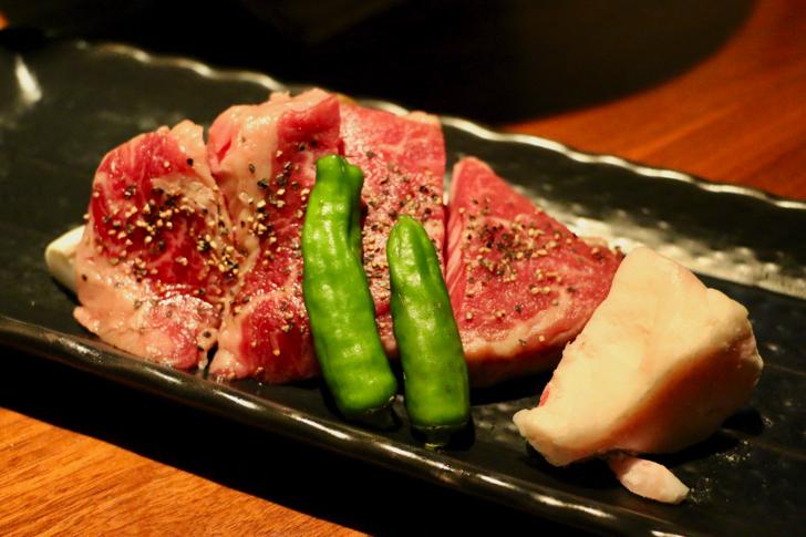 特選和牛ヒレ肉の陶板焼き