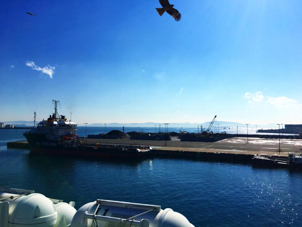 東京湾フェリー