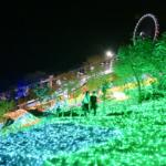 【さがみ湖のイルミネーション】関東最大600万球のイルミリオン2016!見どころ食べどころをご案内