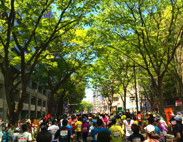 【旅ラン】東北の祭りが杜の都に集結!第24回仙台国際ハーフマラソンで自己新記録達成