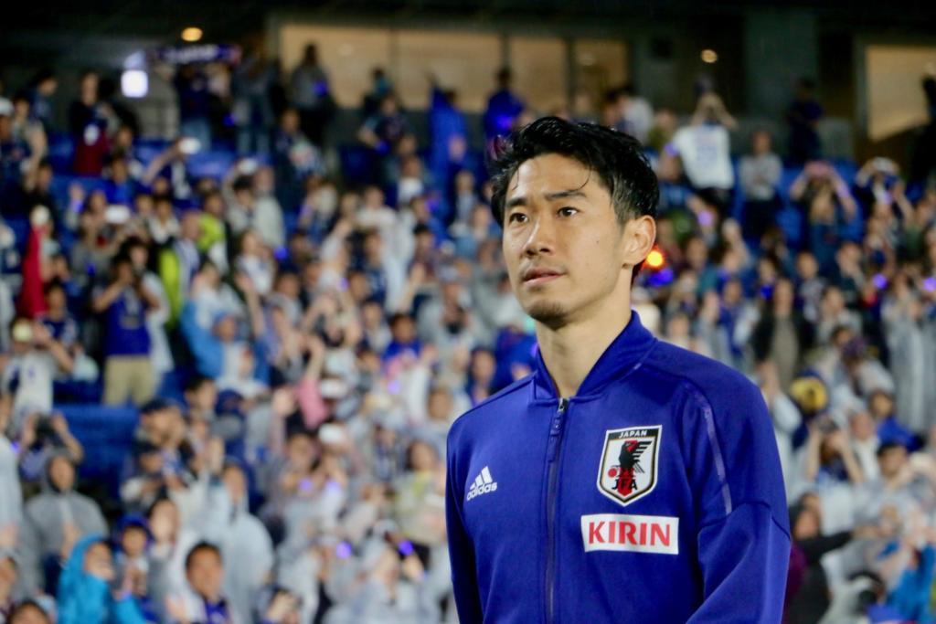 香川真司選手
