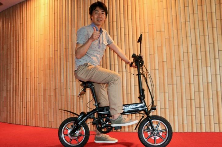 【和歌山県発の乗って楽しい電動ハイブリッドバイク】glafit(グラフィット)に試乗してきた